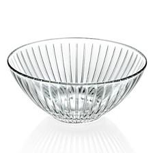 "Lorren Home Trends Sunbeam 6.5"" Deep Cereal/Soup Bowls - Set of 4"