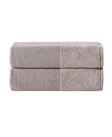 Incanto 2-Pc. Bath Sheets Turkish Towel Set