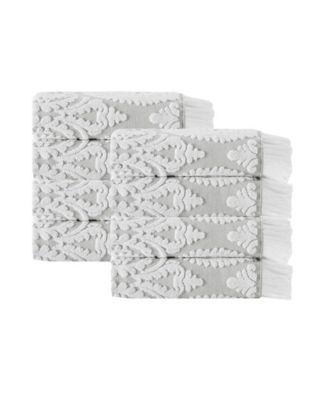 Laina 8-Pc. Turkish Cotton Hand Towel Set
