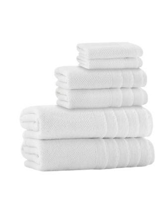 Veta 6-Pc. Turkish Cotton Towel Set