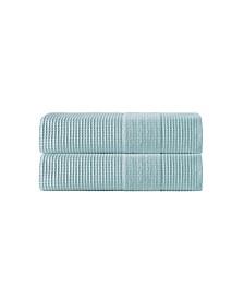 Enchante Home Ria 2-Pc. Bath Towels Turkish Cotton Towel Set