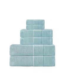 Enchante Home Ria 6-Pc. Turkish Towel Set