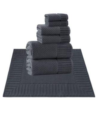 Timaru 8-Pc. Turkish Cotton Towel Set