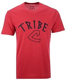'47 Brand Men's Cleveland Indians Club Logo T-Shirt