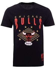 Mitchell & Ness Men's Chicago Bulls Floater T-Shirt