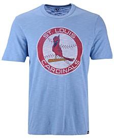 Men's St. Louis Cardinals Scrum Logo T-Shirt