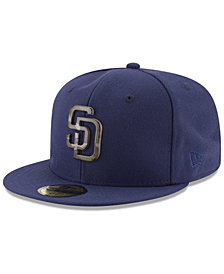 New Era San Diego Padres Camo Capped 59FIFTY-FITTED Cap