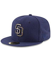 new concept 3c85b 34504 New Era San Diego Padres Camo Capped 59FIFTY-FITTED Cap