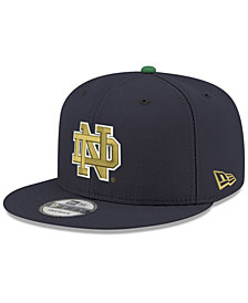 New Era Notre Dame Fighting Irish Core 9FIFTY Snapback Cap