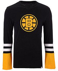 Majestic Men's Boston Bruins 5 Minute Major Long Sleeve T-Shirt