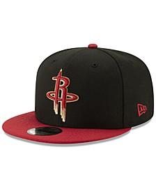 Houston Rockets City Pop Series 9FIFTY Snapback Cap