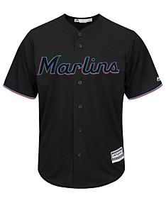 pretty nice c963a 13e7d Miami Marlins Sports Jerseys - Macy's