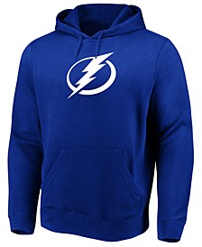 Men's Tampa Bay Lightning Ice Logo Hoodie