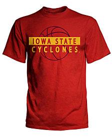 J America Iowa State Cyclones NCAA Men's Basketball Shadow T-Shirt