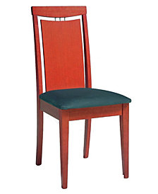 French Cherry Dining Chair Set of 2 Pieces