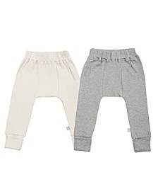 100% Organic Basics Pants 2-Pack