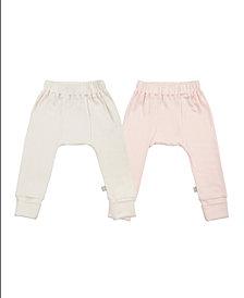 finn + emma 100% Organic Basics Pants 2-Pack