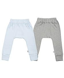 100% Organic Basics Pants 2-Pack