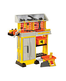 First Impressions Little Builder Work Bench Playset