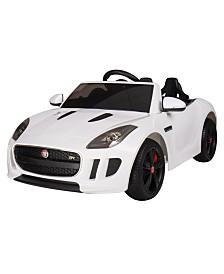 Battery Operated Jaguar F Type Race Car Rideon