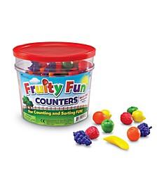 Fruity Fun Counters Set-108-Pc