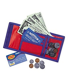 Pretend and Play Cash 'N' Carry Wallet