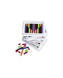 Connecting Cuisenaire Rods Multipack