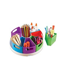 Create-A-Space Storage Center Bright Colors