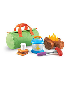 Learning Resources New Sprouts Camp Out 11 Pieces