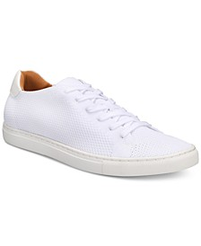 Men's Donnie Knit Lace-Up Sneakers, Created for Macy's