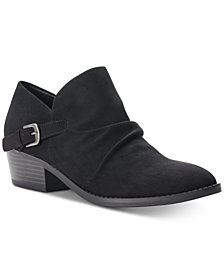 American Rag Women's Camilla Booties, Created for Macy's