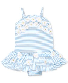 Baby Girls Daisy Swimsuit