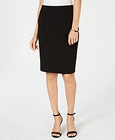 Nine West Pull-On Pencil Skirt