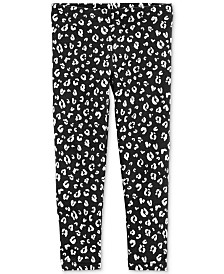 Carter's Little Girls Print Leggings