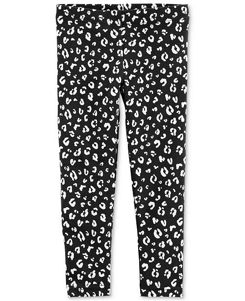 24ae1c0add3d Carter's Toddler Girls Animal-Print Leggings & Reviews - Shorts ...