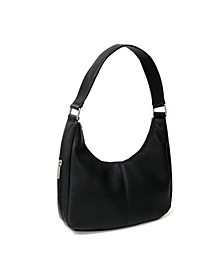 Royce Hobo Everyday Bag in Colombian Genuine Leather