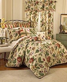 Laurel Springs King 4pc Comforter Set