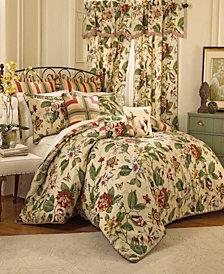 Laurel Springs King 4pc Comforter Set