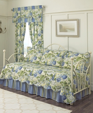 Floral Flourish 5-Piece Daybed Set Bedding