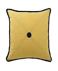 Rhapsody 18-inch Decorative Pillow