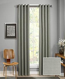 Eclipse Palisade Blackout Grommet 52X108 Window Curtain Panel