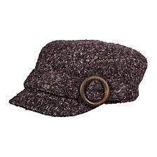 Scala Knit Cadet Cap
