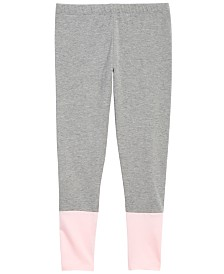 Epic Threads Big Girls Colorblocked Leggings, Created for Macy's
