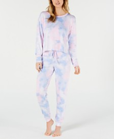 Jenni Soft Knit Pajama Set, Created for Macy's