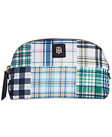 Tommy Hilfiger Julia Patchwork Cosmetic Case