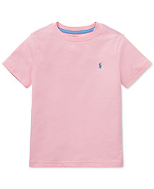 Polo Ralph Lauren Toddler Boys Cotton T-Shirt