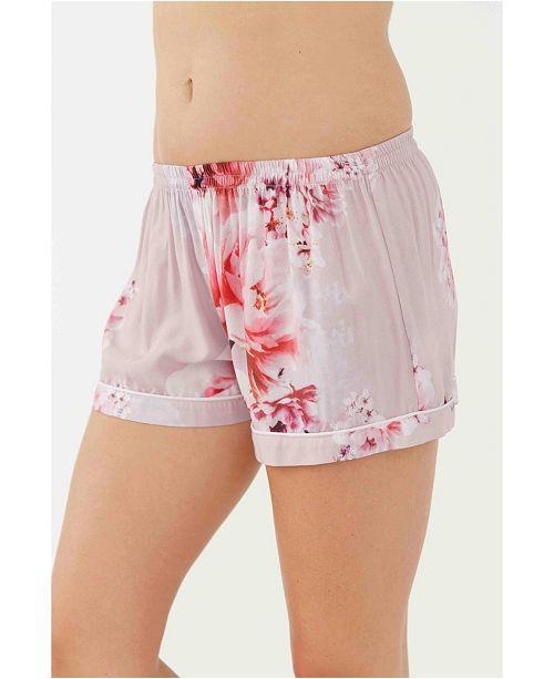 Plum Pretty Sugar Pajama Shorts