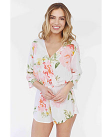 Dolly Crossover Romper