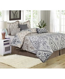 Farren 7-Piece Queen Comforter Set