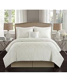 Talulah 5-Piece King Comforter Set